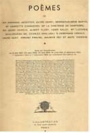 La Petite Illustration N°786 / Poèmes N°8 : E. Aegerter, A. Berry, C. Grolleau, Praviel, Derieux, Galoy ... - Poésie