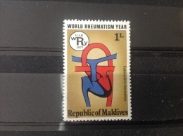 Maldiven - Postfris / MNH Wereld Reuma Jaar 1977 - Maldiven (1965-...)