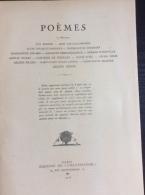 La Petite Illustration N°375 / Poèmes N°2 : Catulle-Mandès, Comtesse De Noailles, H. Picard, Salonne ... - Poésie
