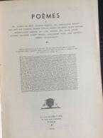 La Petite Illustration N°919 / Poèmes N°10 : Ch. Maurras-Magre-Coolus-Boschot-A. Du Bois-J. Sarment ... - Poésie