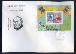 PJM17Bloc 24 - Sir Rowland Hill;   4 Juin 1979 - Mauritanië (1960-...)