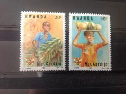Rwanda - Postfris / MNH Serie JOC Kardinaal Cardijn 1982 - Rwanda