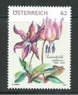 HUNDSZAHNLILIE Von 2014 (im Handel Nicht Erhältlich) Postfrisch Siehe Scan - 1945-.... 2nd Republic
