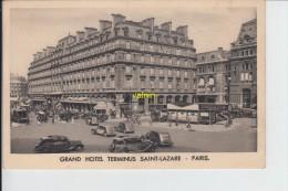 PARIS  Grand Hotel Terminus St Lazare - Arrondissement: 08