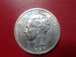 """50 FRANCS   """"1940"""" BELGIE:BELGIQUE - 1934-1945: Leopold III"""