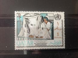 Qatar - Postfris / MNH Wereld Gezondheidszorg 1968 - Qatar