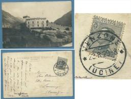 FRIULI VENEZIA GIULIA    UDINE  VENZONE - 1929 CON ANNULLO VENZONE UDINE - Udine