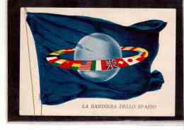 2816    -  LA BANDIERA DELLO SPAZIO   /   NUOVA - Astronomia