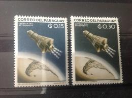 Paraguay - Postfris / MNH Serie Ruimtevaart 1962 - Paraguay