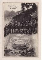 AVON LES ROCHES (37) / MILITARIA / MILITAIRES / CAMPS / FETES / Camp Du Ruchard Fête Nationale Belge (21 Juillet 1916) - France