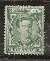 ESPAÑA 1876 - Edifil #179 - VFU - Usados