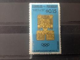 Paraguay - Postfris / MNH Pre-Olympische Spelen 1966 - Paraguay