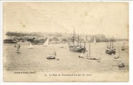 44 - La Rade De Trentemoult Un Jour De Régates - Ed. Artaud Et Nozais N° 72 - 1928 - Francia
