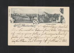 AK Gruß Aus Müllerdorf 1906 - Germania