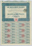 Les Distilleries D'Alsace - Agriculture