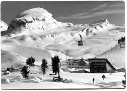 Dolomiti. Passo Falzarego. Funivia Del Lagazuoi - Italia