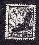 Germany, Scott #C54, Used, Swastika, Sun, Globe And Eagle, Issued 1934 - Airmail
