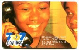 @+ Namibie - N$ 20 + 2 - PAY LESS. NAEI04147268. - Namibie