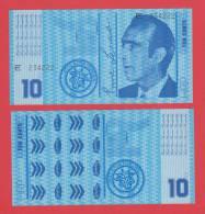 HUTT RIVER PROVINCE  10 CENTS 1.970  PLANCHA/SC/UNC   ¡¡¡MUY RARO!!!  DL-9606 - Billetes