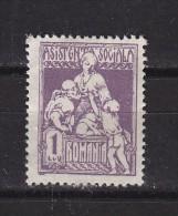 ROUMANIE - N°Y&T - Fiscal - 1l Violet -  - (N) - 1858-1880 Moldavie & Principauté