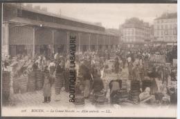 76----ROUEN--Le Grand Marché--allée Centrale--beau Plan - Rouen