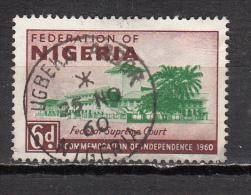 NIGERIA ° YT N ° 95 - Nigeria (1961-...)