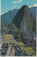 Cuzco Peru Pérou - Panoramic View Of Machupicchu Machu Picchu - Inca - Ruins - Pérou