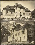 VALLIERES Le Château De Chitry (Tracol) Haute Savoie (74) - France
