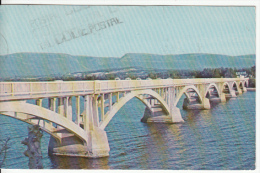 Bridge Over Grand Codroy River - Newfoundland Terre Neuve Canada - Written - Unclassified