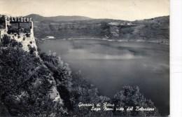 Genzano Di Roma. Lago Nemi Visto Dal Belvedere - Other Cities
