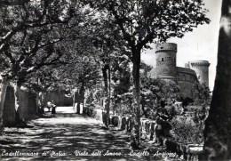 Castellamare Di Stabia. Viale Dell'Amore. Castello Angioino - Castellammare Di Stabia