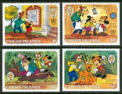 1985 Isole Cocos Walt Disney Set MNH** -W - Isole Cocos (Keeling)