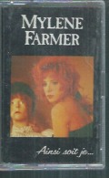 "K7 Audio - MYLENE FARMER "" AINSI SOIT JE...  ""  11 TITRES - Audiokassetten"