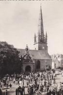 22335 Carnac, Eglise Saint Cornely -1603 Laconte Guy -sortie Messe - Carnac