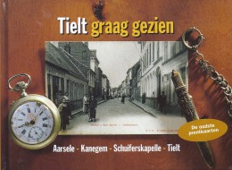 Tielt Graag Gezien Oude Prentkaarten 156blz Ed 2003 De Klaproos - Tielt