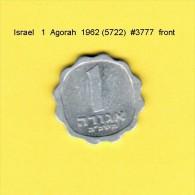 ISRAEL    1  AGORAH  1962  (YR. 5722) (KM # 24.1) - Israel