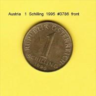 AUSTRIA   1  SCHILLING  1995  (KM # 2836) - Austria