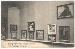 75 - PARIS - Grand Palais - Salon D'Automne - Salle Toulouse-Lautrec-Renoir - AB 18 - Expositions