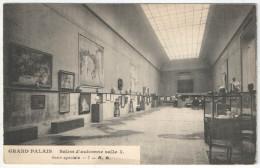 75 - PARIS - Grand Palais - Salon D´Automne - Salle 3 - AB 7 - Expositions