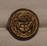 Bouton - Militaire De Marine - Buttons