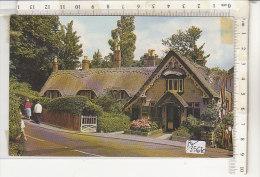 PO3567C# REGNO UNITO - SHANKLIN - OLD VILLAGE - THE CRAB HOTEL  VG 1962 - Inghilterra