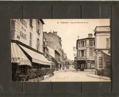 95 ENGHIEN  RUE DU CHEMIN DE FER - Enghien Les Bains