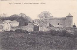 CPA 16 @ CHATEAUNEUF Sur Charente @ Vieux Logis Charentais , L' Hospice @ - Chateauneuf Sur Charente