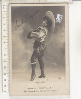 PO3645C# DONNE - MISS FITCH  - BALLERINI CASINO DE PARIS - DANSE DU CAKE WALK - THE FLORIDA CREOLS GIRLS  VG 1904 - Danze