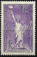 """FR YT 309 """" Aux Réfugiés Politiques """" 1936 Neuf* - Unused Stamps"""
