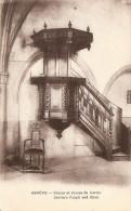 PostkaartZwitserland A576  Genéve Chaire Et Chaise De Calvin - Ohne Zuordnung