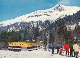 22353 Le Mont Dore - Le Châlet De La Maison De La Jeunesse Au Pied Du Sancy -AS A361 - Non Classés