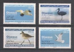 MAURITANIA, 2011, Birds Of The Banc D;Arguin, MNH - Vogels
