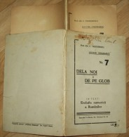 DE LA NOI DE PE GLOB,Nr.7-EVOLUTIA NUMERICA A  ROMANILOR - Boeken, Tijdschriften, Stripverhalen