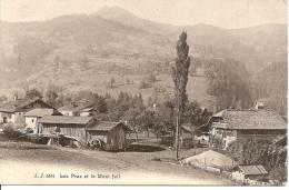 Les Praz Et Le Mont Joli - France